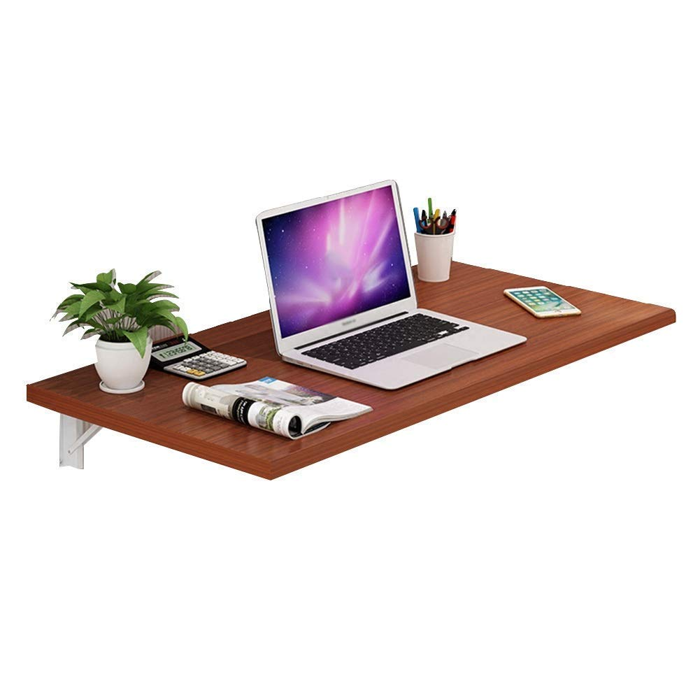 BZZWJ Simple Wall-Mounted Table Simple Laptop Stand Simple Folding Shelf Learning Desk