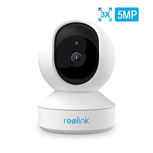 Reolink E1 Zoom 5MP Indoor Security Camera WiFi