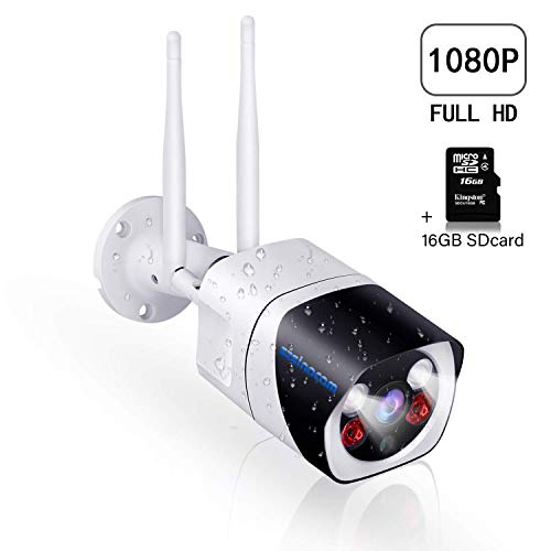 Wireless Security Outdoor IP Camera
