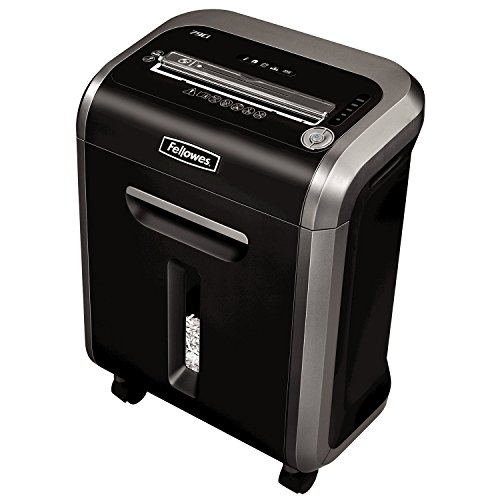 Fellowes Powershred 79Ci 16 Sheet Cross Cut Paper Shredder for the Small or Home Office with 100 Percent Jam Proof