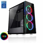 GameMax Eclipse PC Gaming Case Mid-Tower ATX