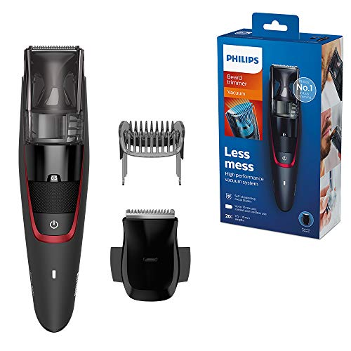 Philips Series 7000 Beard and Stubble Less Mess Vacuum Trimmer - GQ Grooming Awards 2019