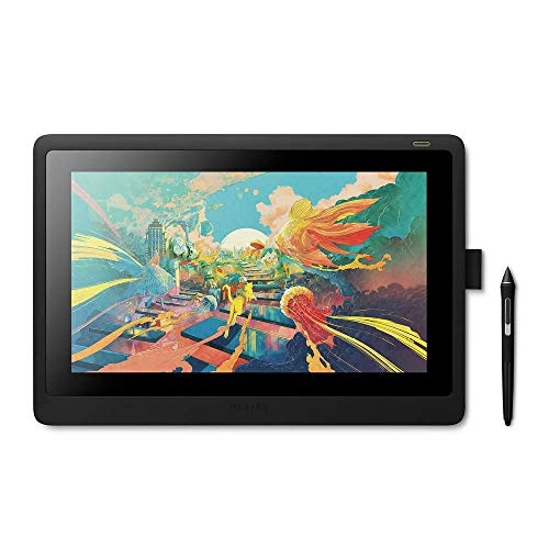 Wacom Cintiq 16 Creative Pen Display for On Screen Sketching