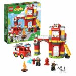 LEGO 10903 DUPLO Town Fire Station with Light and Sound