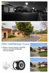 Home Surveillance Camera With Night Vision