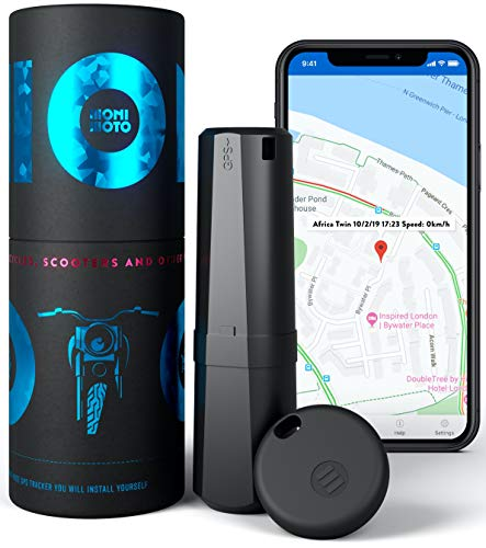 MoniMoto - Smart Motorcycle GPS Alarm - Suitable for Scooters