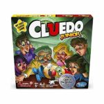 Clue Junior Board Game for Kids Ages 5 and Up