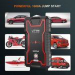1600A Peak 16000mah Portable Car Battery Charger(up to 7.0L Gas or 6.5L Diesel Engine)
