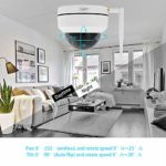 Smart 265 Home Security Camera for Indoor and Outdoor