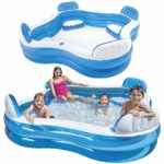 Intex Swim Centre Family Pool with Seats 56475NP