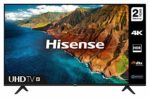 HISENSE 50AE7000FTUK 50-inch 4K UHD HDR Smart TV with Freeview play