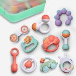 GizmoVine Baby Rattle Baby Toys 6 Month Plus