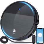 Hosome Robot Vacuum Cleaner Sweep and Mop Cleaning 1900Pa