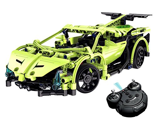 CrossRace MKBY01 Model Build Your Own Remote Control Car