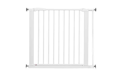 BabyDan Perfect Close Extra Wide Safety Gate - 83.5cm - 90.3cm