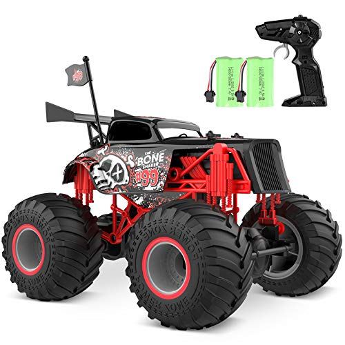tech rc Remote Control Car 2.4g Monster Truck 15km/h High Speed RC Car for Kids