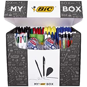 BIC, Stationery, MY bic box, office, small business, home