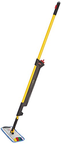 Rubbermaid Single Sided Pulse Mopping Kit with 2 Mop - Yellow