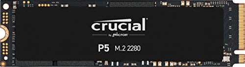 Crucial P5 2 TB CT2000P5SSD8 Internal Solid State Drive-up to 3400 MB/s (3D NAND