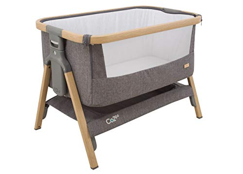 Tutti Bambini CoZee® Bedside Crib/Co-Sleeper with Breathable Mesh Window