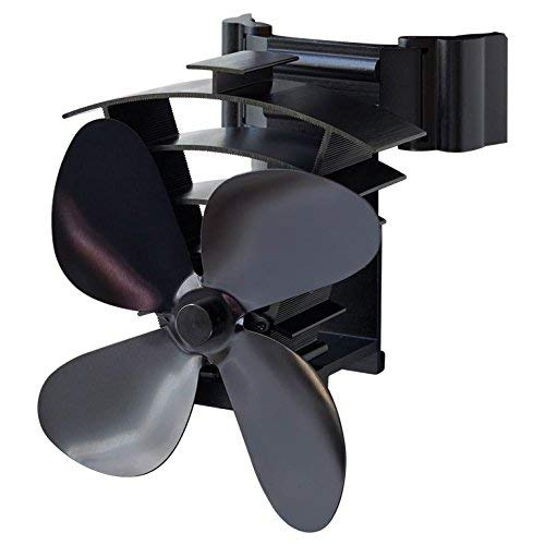 Valiant Remora Magnetic Flue Pipe Heat Powered Stove Fan (FIR350)            [Energy Class A+++]