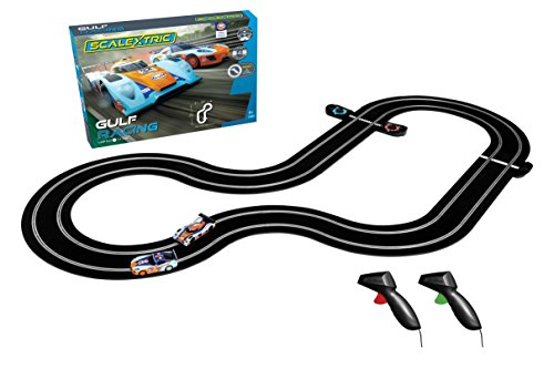 Scalextric C1384 Gulf Racing Set