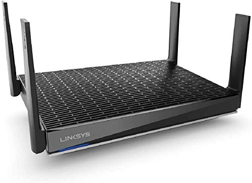 Linksys MR9600 Dual-Band Mesh Wi-Fi 6 Router (AX6000
