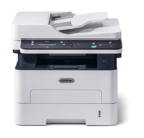 Xerox B205_NI A4 30ppm Black and White (Mono) Wireless Laser Multifunction Printer - Copy/Print/Scan