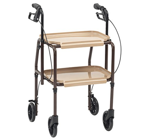 Drive Handy Household Trolley with castor wheels