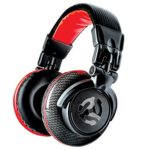 Numark Red Wave Carbon - Wired Professional DJ Headphones with Swivel Design