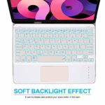 Wireless Keyboard with Touchpad for iPad Air 4th Generation 2020