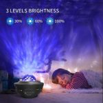 Led Projector Light with Bluetooth and Remote Control