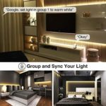 Dimmable Coloured Strip Lights for Home