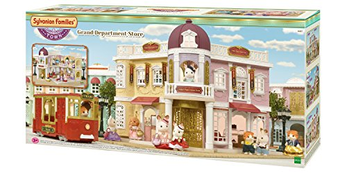 Sylvanian Families 6017 Grand Department Store Playset