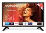 "Cello C2420G 24"" Smart Android TV with Freeview Play"