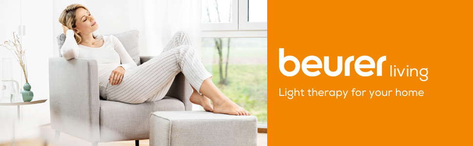 Beurer TL100UK daylight therapy lamp home living wellbeing