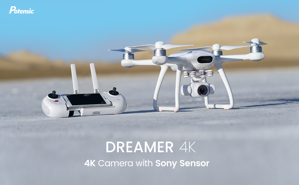 GPS drone with 4k camera for adults 4k long range long flight time rc professional dji stabilised