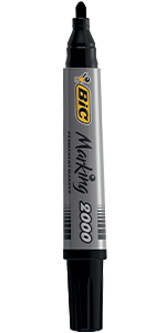 BIC, Marking, Highlighter, Whiteboard, Stationery, Office, Home, School