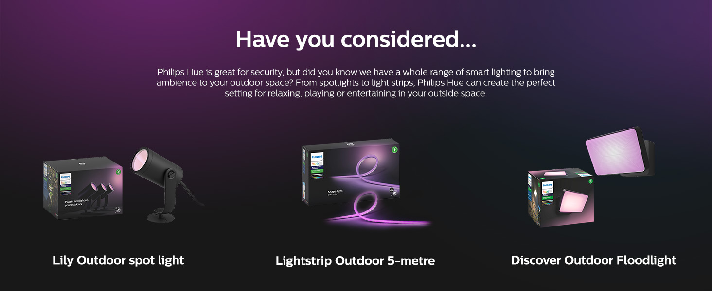 Philips Hue - Have you considered