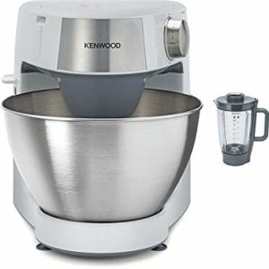 Kenwood Prospero KHC29 BOWH Compact Stand Mixer Kitchen Machine 4.3 Litre Bowl 3 Bowl Tools Jug blender 4.3L bowl 1000W White