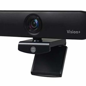 JPL Vision & Voice USB 1080p Webcam for Home or Office - Black