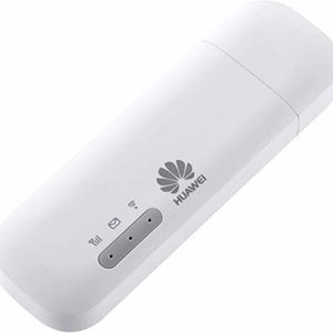 HUAWEI Unlocked E8372h-320 LTE/4G 150 Mbps USB Mobile Wi-Fi Dongle (White) - For use with any sim card worldwide. New 2020 Model. Now Connect 16 Wireless devices