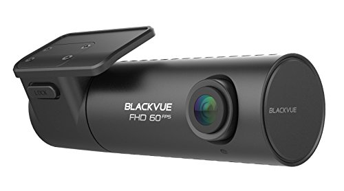 BlackVue DR590-1CH (16 GB) Dash Cam with Wide-Angle Full HD Video at 60 fps