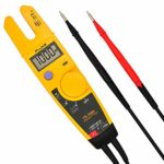 Fluke T5-1000 Open Jaw Electrical Tester with Continuity and Current Tester