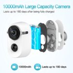 1080P FHD Night Vision Cameras with Motion Detection