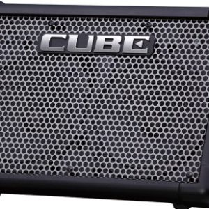 Roland CUBE Street EX Battery-Powered Portable Stereo Amplifier