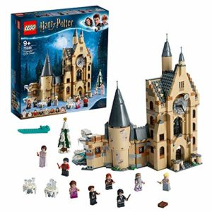LEGO 75948 Harry Potter Hogwarts Castle Clock Tower Toy