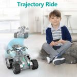 AR Mode Electric RC Trucks 1:18 Versus Mode Car with Rechargeable Battery for Kids and Adults