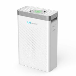 UNbeaten Hepa Air Purifiers for Home Bedroom with 5 in 1 H13 True HEPA Fiter