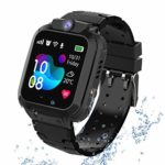 GPS Kids Smart Watch Waterproof Phone
